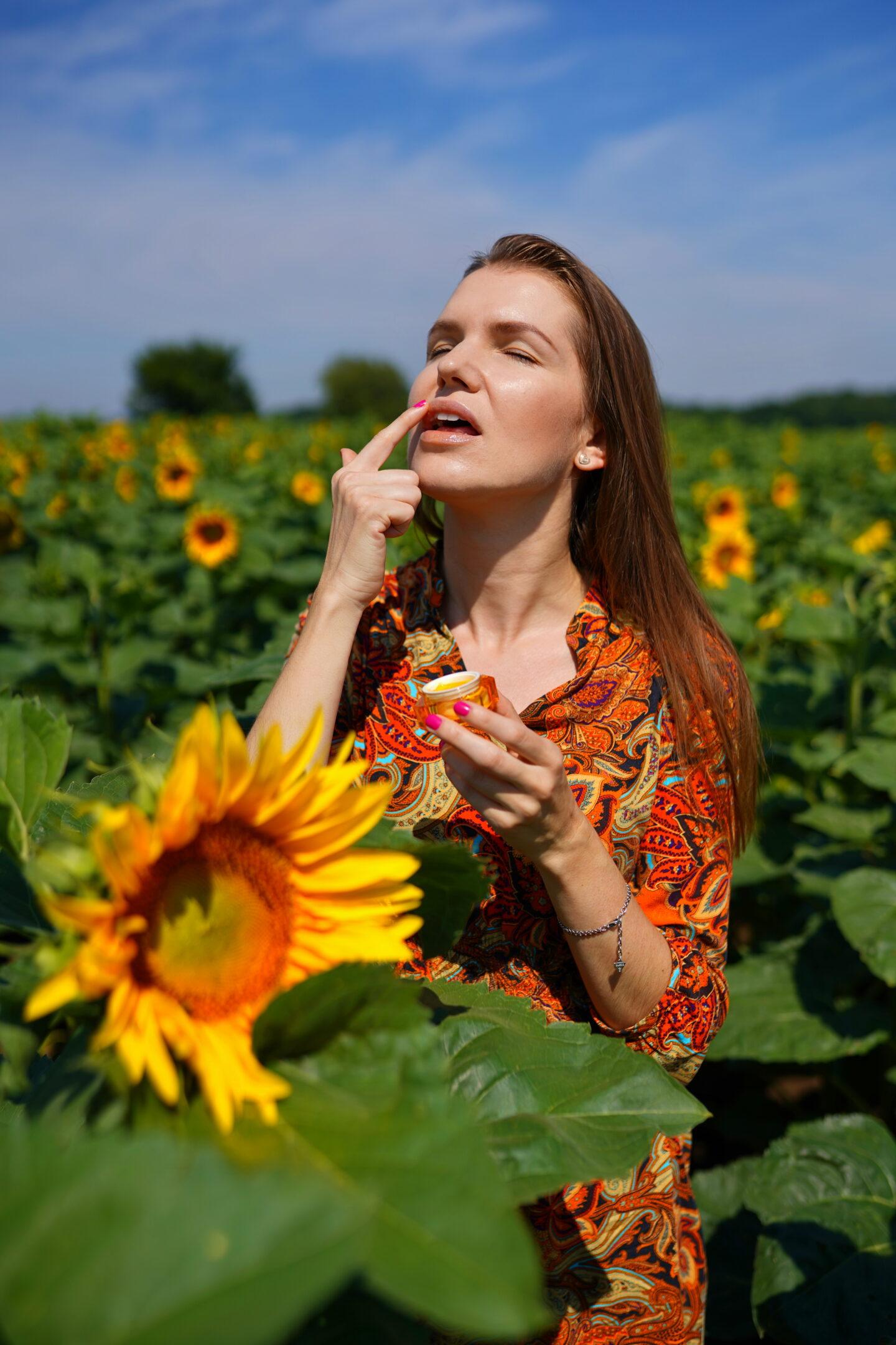 medový balzam Oh honey od Danka beauty cosmetics