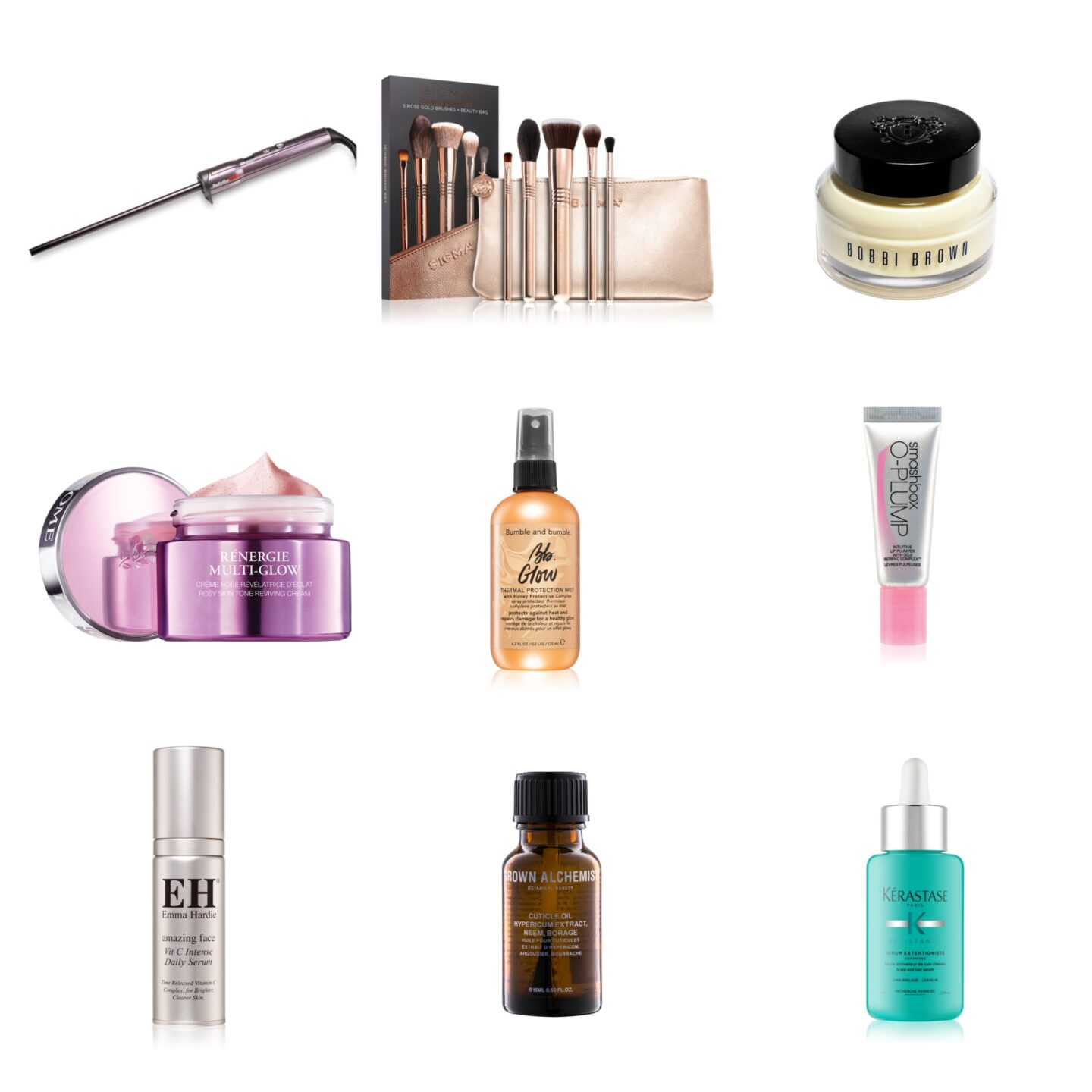 Beauty wishlist 2020