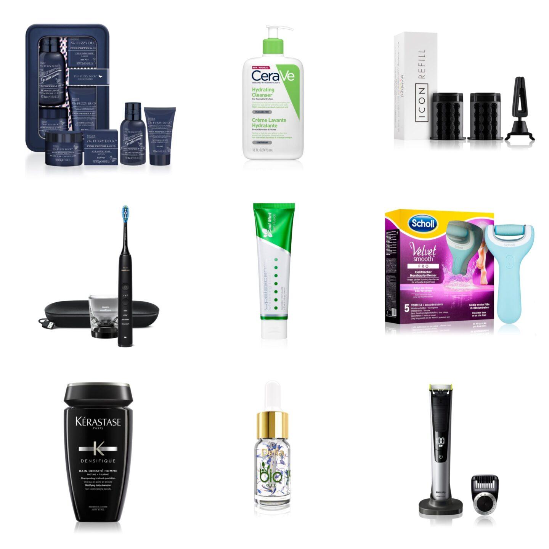 Beauty produkty pre mužov