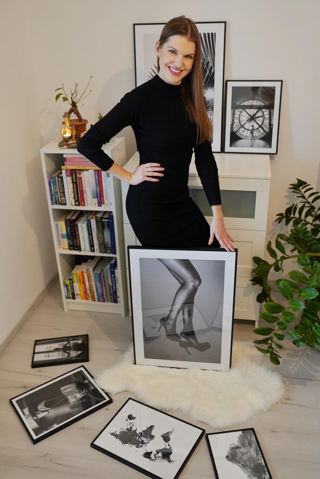 Obraz Desenio štíhle nohy