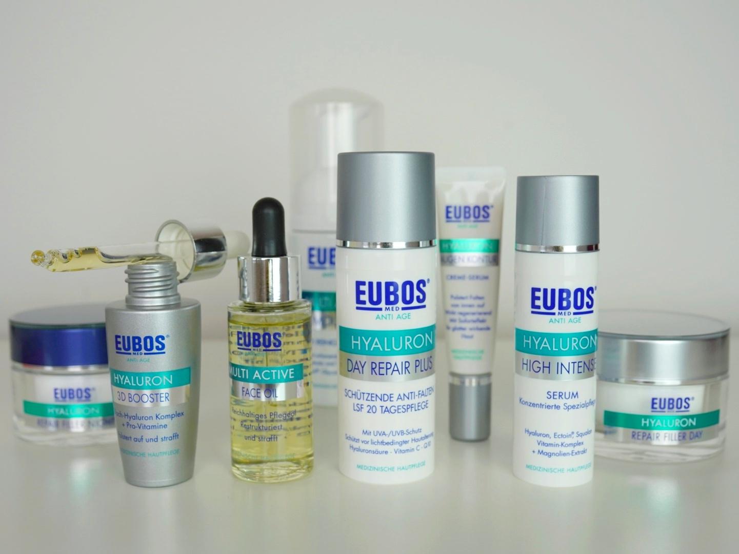 kozmetika Eubos z taargeta