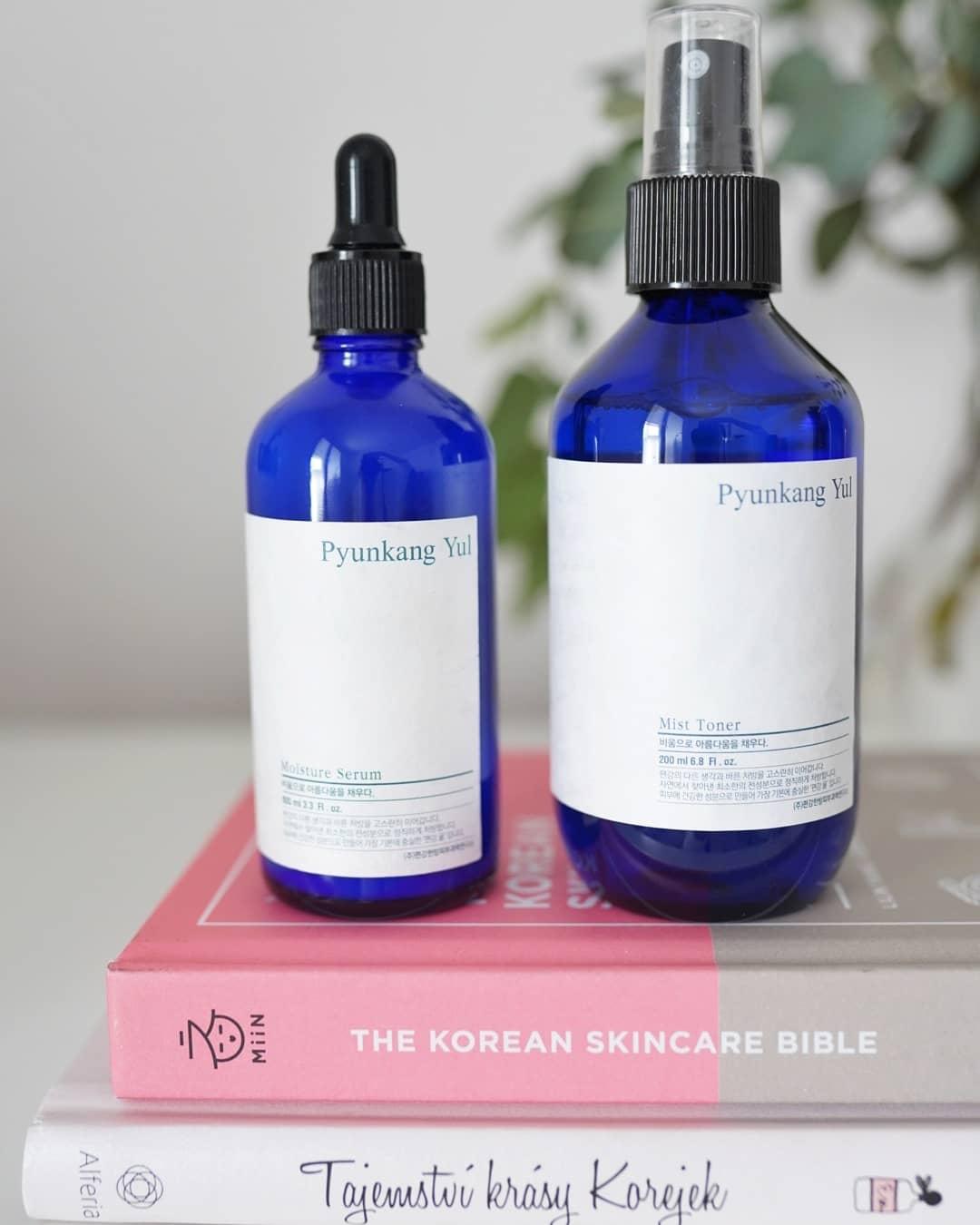 kórejská kozmetika pyunkang yul