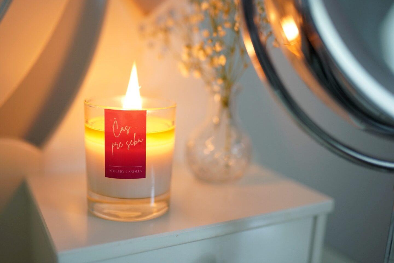 sviečka mystery candles