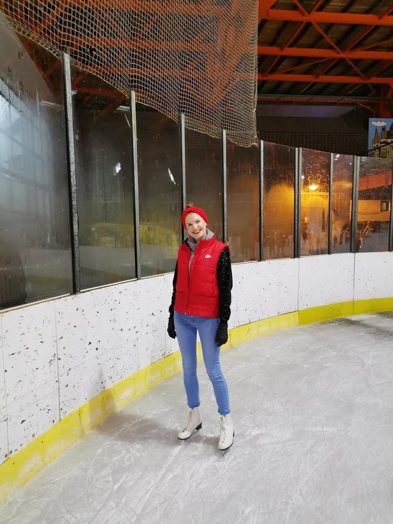 ľadové korčulovanie Trnava