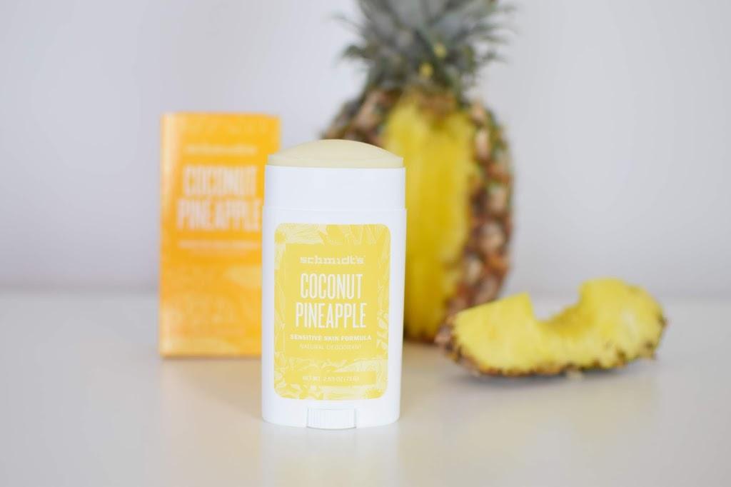 Dezodorant kokos ananás Schmidts